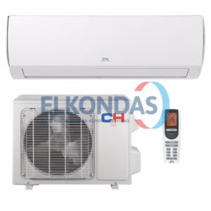 Cooper&Hunter VERITAS Inverter CH-S18FTXQ-NG efektyvus šildymas iki -15°C