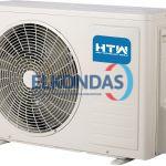 Šilumos siurblys oras-oras ANTARCTIC HTWS071IX80SR32 efektyvus šildymas iki -25°C