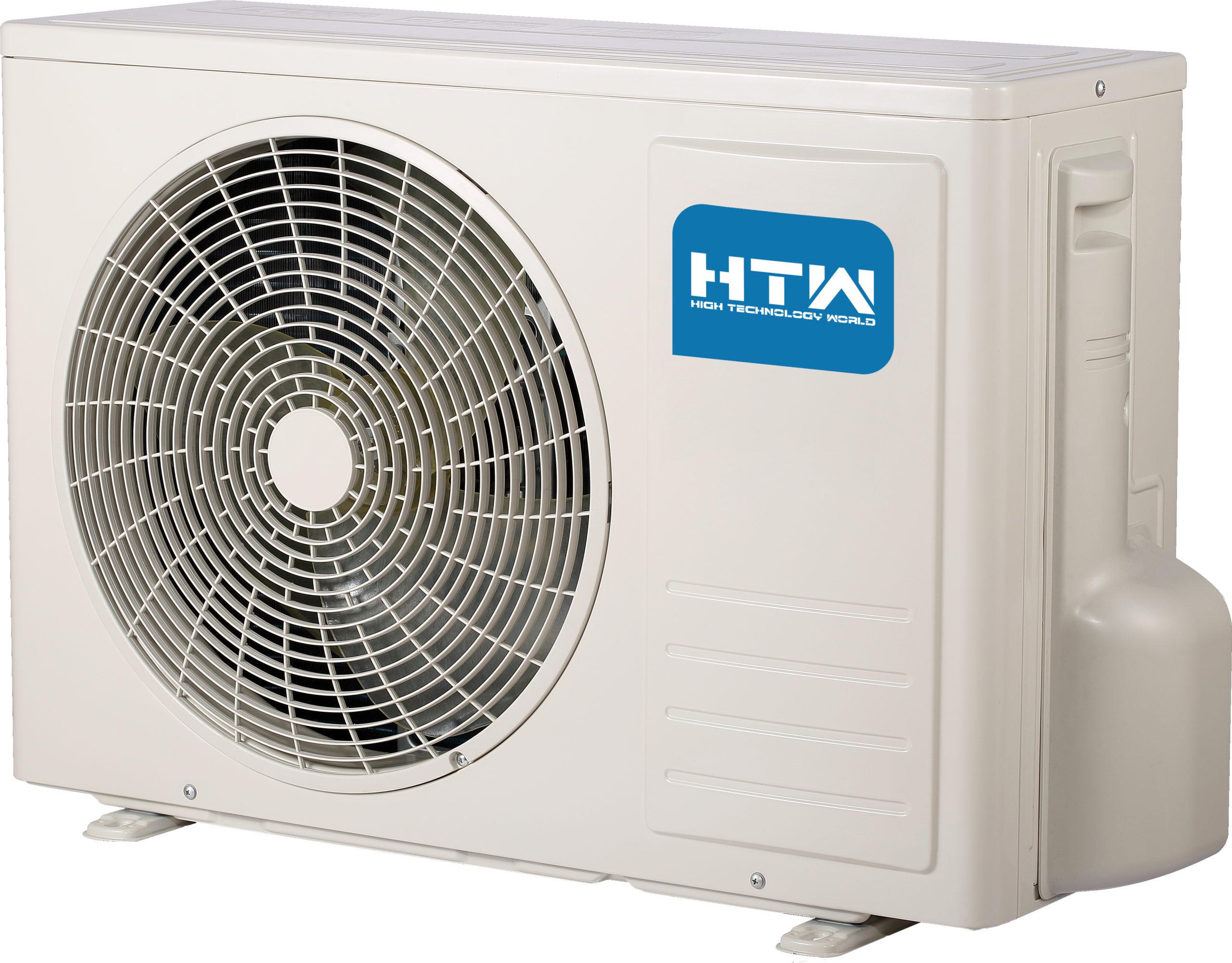 Šilumos siurblys oras-oras ANTARCTIC HTWS026IX80SR32 efektyvus šildymas iki -25°C