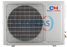 Cooper&Hunter ARCTIC Inverter CH-S09FTXLA-NG efektyvus šildymas iki -25°C