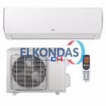 Cooper&Hunter VERITAS Inverter CH-S24FTXL2Q-NG efektyvus šildymas iki -25°C