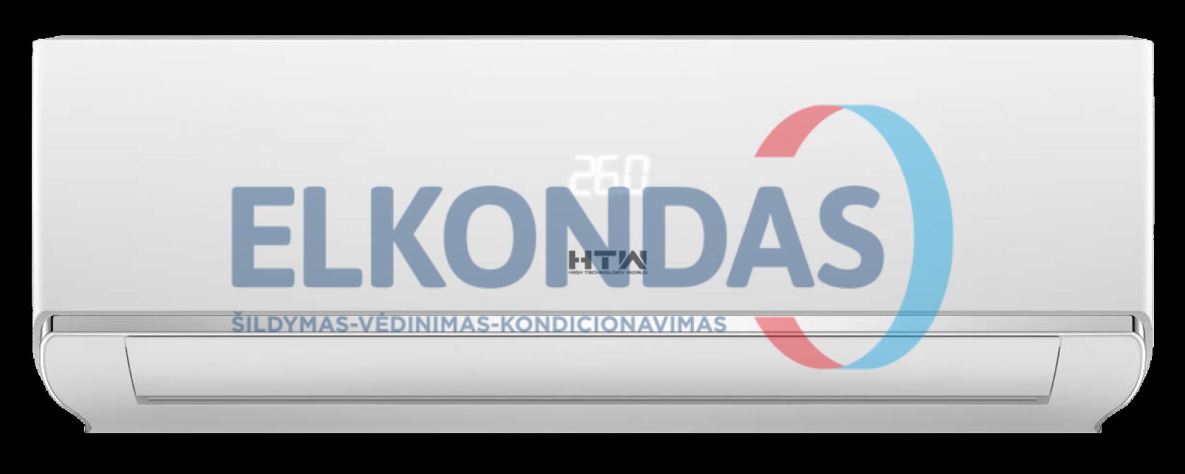 Oro kondicionierius / Šilumos siurblys oras-oras HTWS026IX90SR32 (-15ºC)