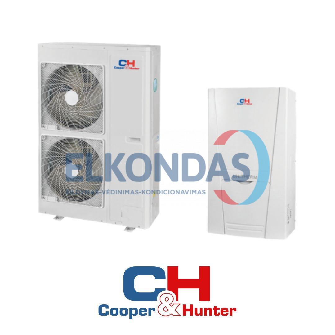 Cooper&Hunter šilumos siurblys oras-vanduo CH-HP12SINM2 (-25°C)