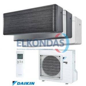 Oro kondicionierius/ šilumos siurblys (oras-oras) Daikin STYLISH Split Inverter FTXA50AW-BS-BT-BB/RXA50B (-15°C)