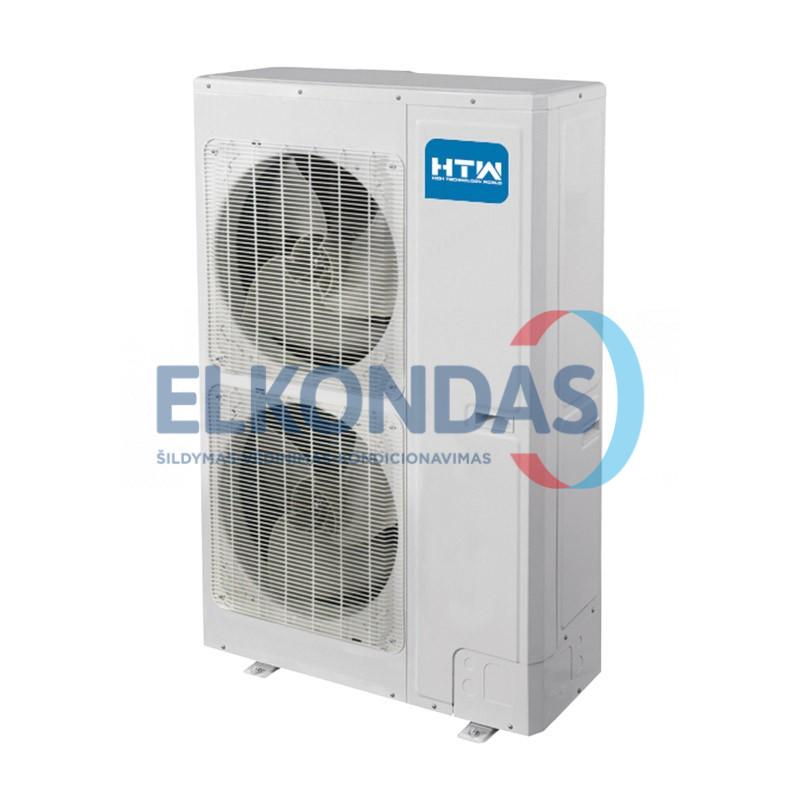 HTW kanalinis split tipo oro kondicionierius/šilumos siurblys HTW-DT3-140IX43R32