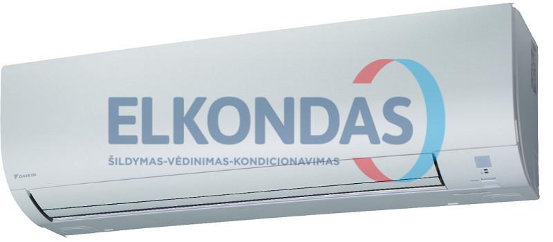 Oro kondicionierius/šilumos siurblys (oras-oras) Daikin Comfora Split Inverter FTXTP25K/RXTP25N9 (-25°C)