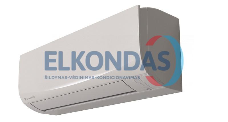 Daikin SENSIRA Split Inverter oro kondicionierius/ šilumos siurblys (oras-oras) FTXF20B/RXF20B (-15°C)