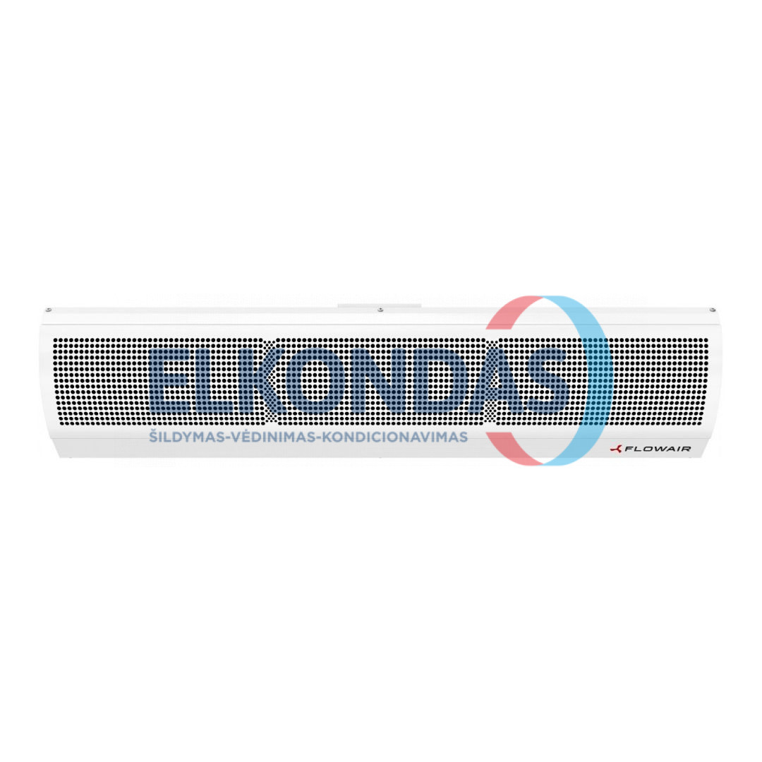 Komercinė elektrinė oro užuolaida – ELiS C-E-100 | Flowair