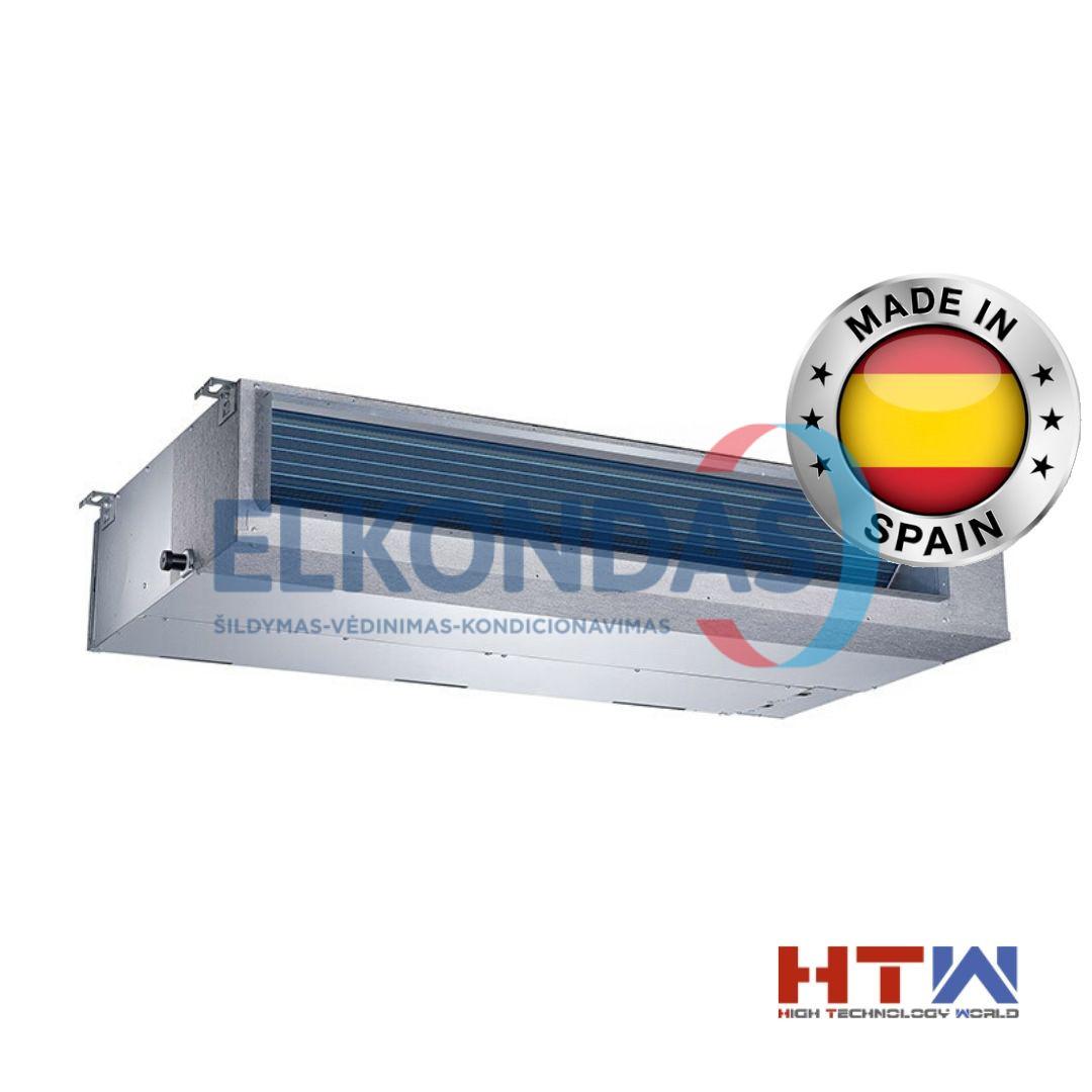 HTW kanalinis split tipo oro kondicionierius/šilumos siurblys HTW-D-035IX43R32