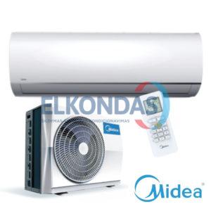 MIDEA Blanc oro kondicionierius MA-24NXD0-I/MA-24N8D0-O (-15°C)