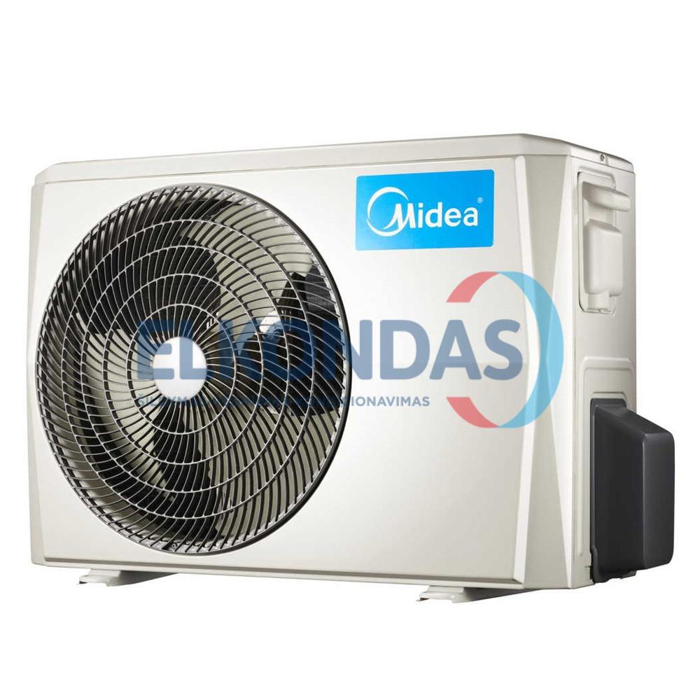 MIDEA Nordic oro kondicionierius/šilumos siurblys oras-oras MB2-12N1D0-I/MB-12N1D0-O (-25°C)