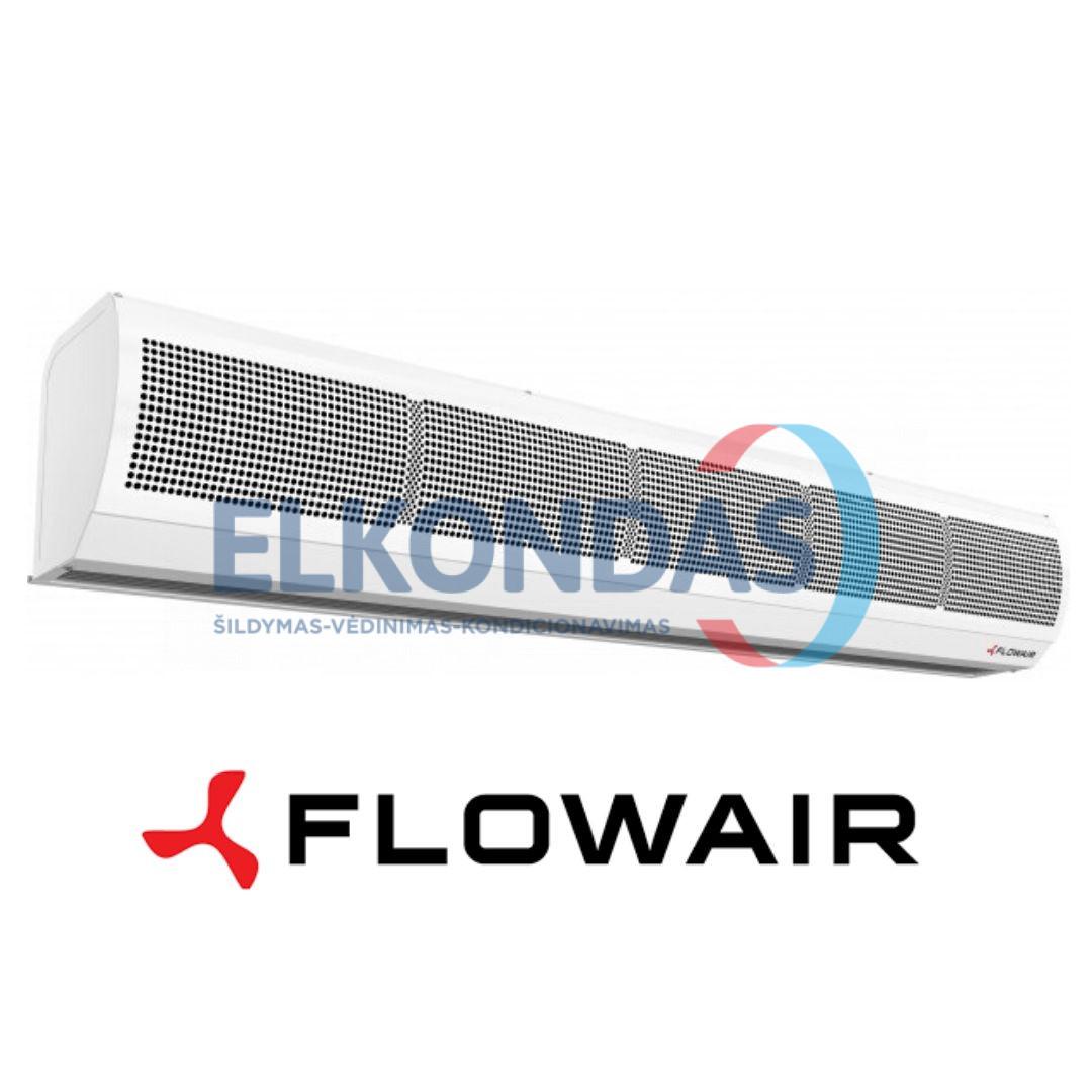 Komercinė elektrinė oro užuolaida – ELiS C-E-150 | Flowair