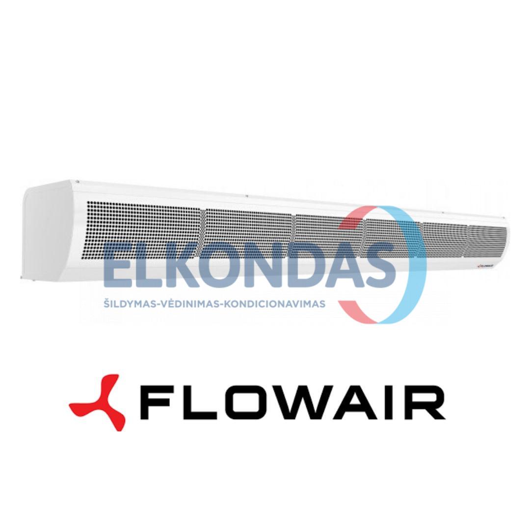 Komercinė elektrinė oro užuolaida – ELiS C-E-200 | Flowair