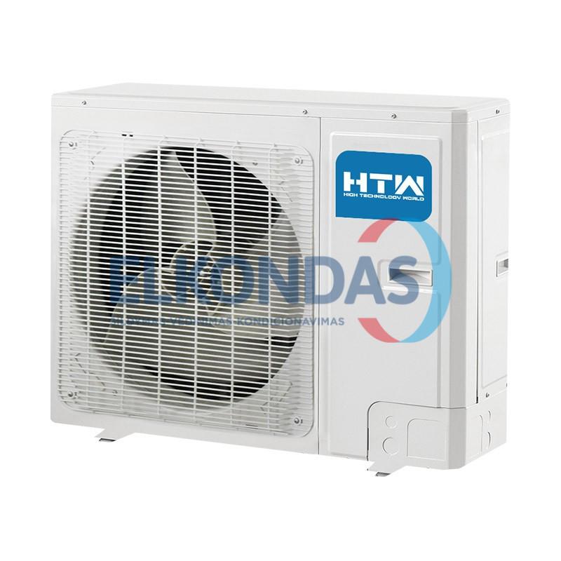 HTW konsolinis split tipo oro kondicionierius/šilumos siurblys HTW-F-026L01R32