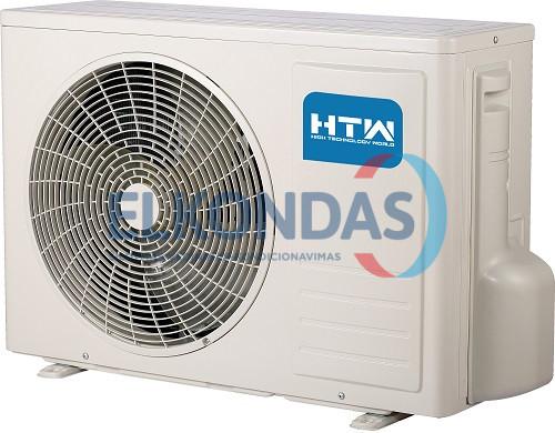 Oro kondicionierius/šilumos siurblys oras-oras ANTARCTIC HTWS026IX80SR32C-SION -25ºC