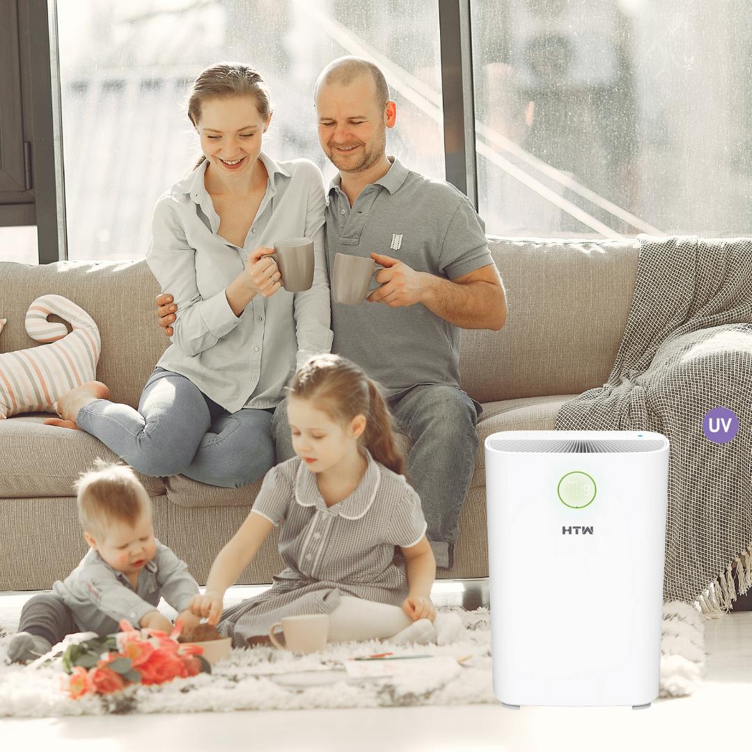 Tobulas namų mikroklimatas neatsiejamas nuo švaraus oro